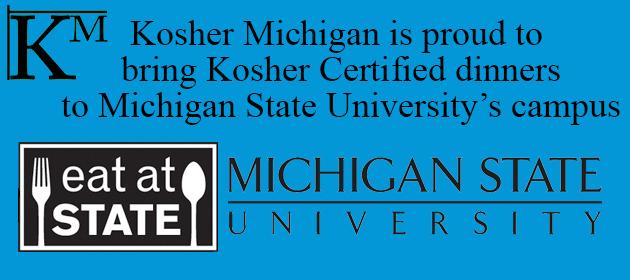 Kosher Food at Michigan State University - Kosher Michigan